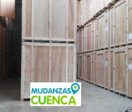 Guardamuebles Cuenca
